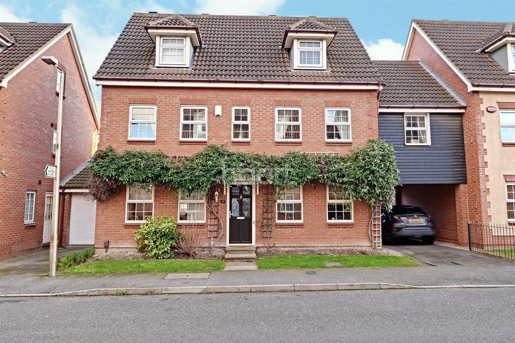 6 Bedrooms Detached House for sale in Harper Close, Chafford Hundred