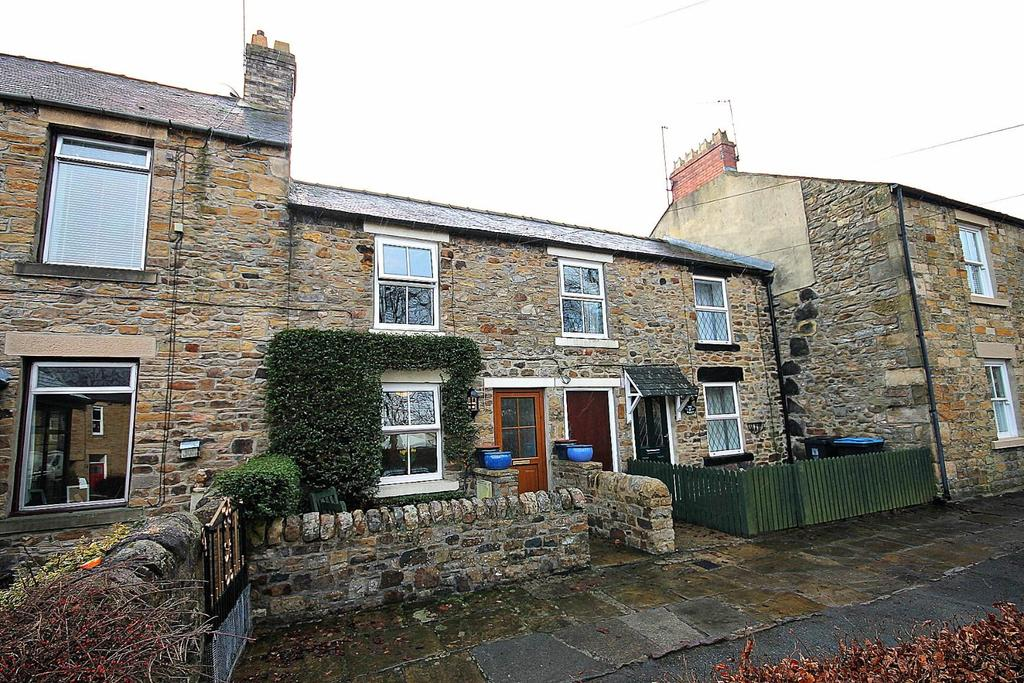 2 Bedrooms House for sale in Angate Square, Wolsingham, Bishop Auckland