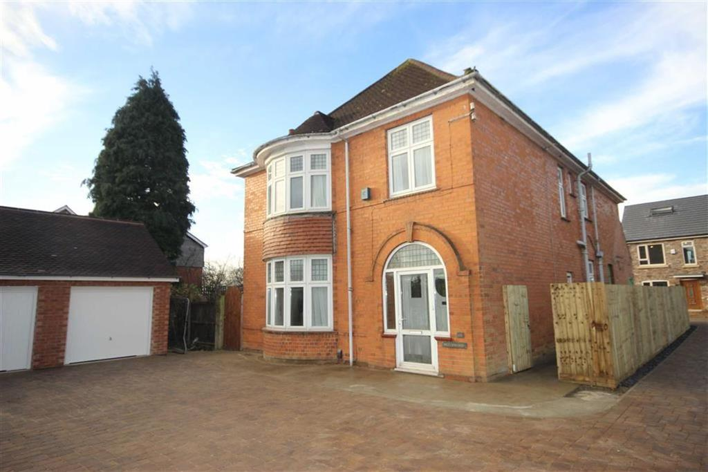 4 Bedrooms Detached House for sale in Riseholme Road, Lincoln, Lincolnshire