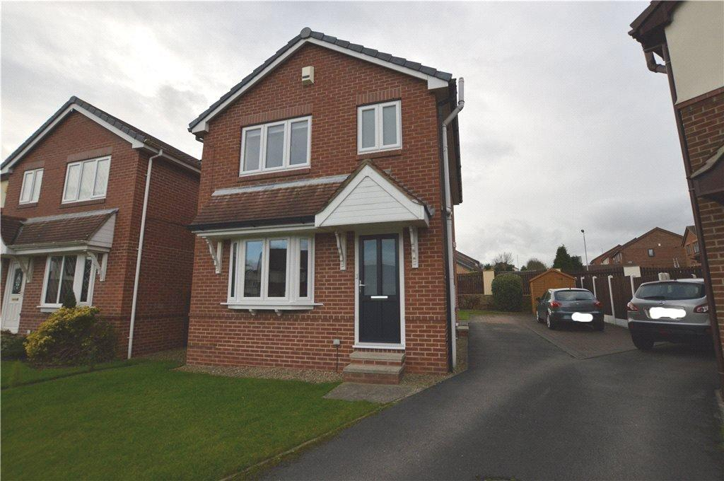 3 Bedrooms Detached House for sale in Hopefield Way, Rothwell, Leeds, West Yorkshire