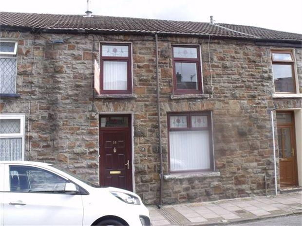 3 Bedrooms Terraced House for sale in Senghenydd Street, Treorchy, Rhondda Cynon Taff. CF42 6AP