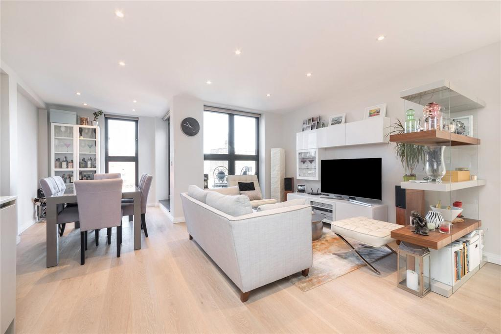 3 Bedrooms Flat for sale in Hargrave Place, London