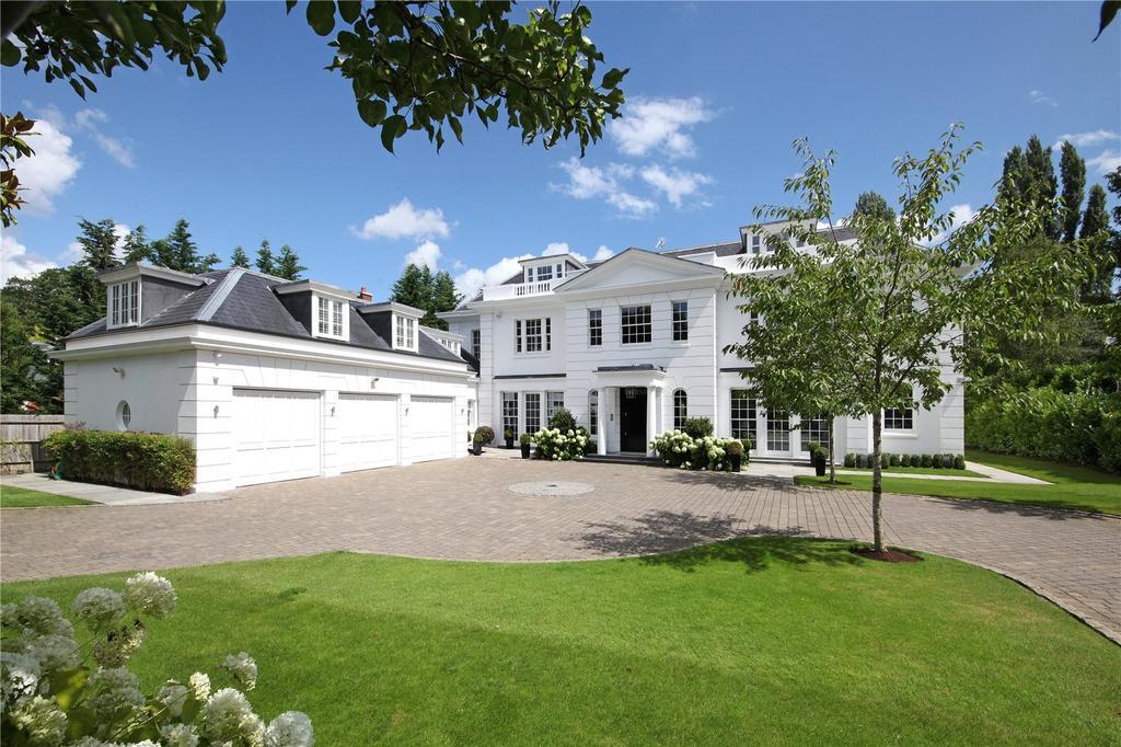 7 Bedrooms Detached House for sale in Princes Drive, Oxshott, Surrey, KT22
