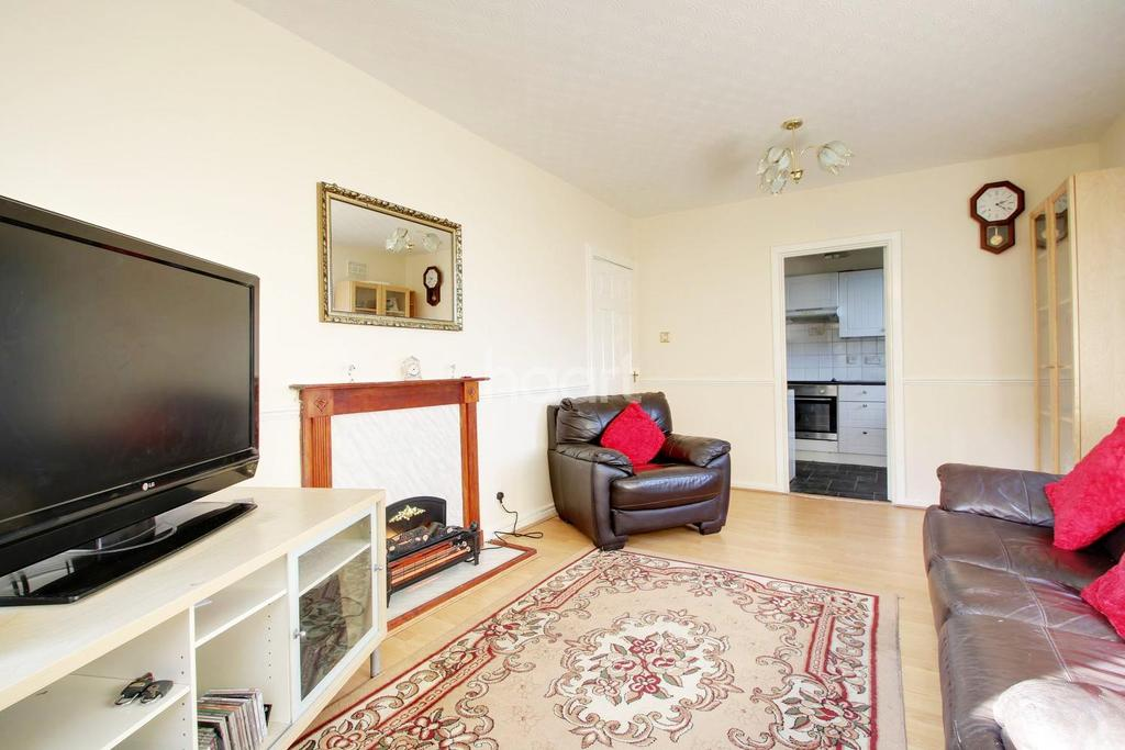 2 Bedrooms Flat for sale in Ross Court, Haling Park Road, South Croydon, CR2
