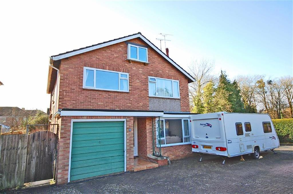 4 Bedrooms Detached House for sale in Copt Elm Close, Charlton Kings, Cheltenham, GL53