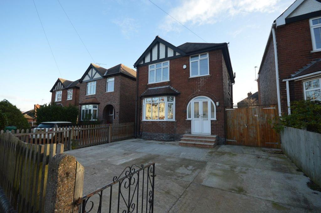 3 Bedrooms Detached House for rent in Main Road, Wilford
