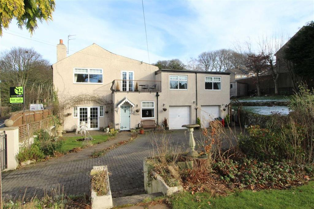 5 Bedrooms Detached House for sale in High Friarside, Burnopfield, Newcastle Upon Tyne