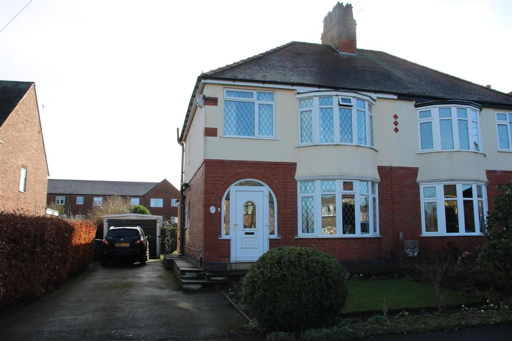 3 Bedrooms Semi Detached House for sale in Spon Lane, Grendon, Atherstone
