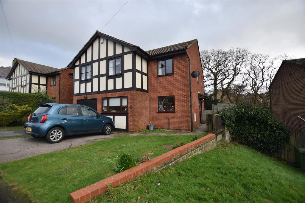 4 Bedrooms Semi Detached House for sale in Wilimington Road, Hastings
