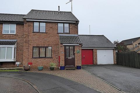 3 bedroom semi-detached house for sale - Brashland Drive, East Hunsbury, Northampton, NN4