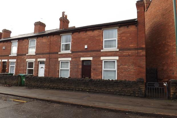 2 Bedrooms End Of Terrace House for sale in Vernon Road, Basford, Nottingham, NG6