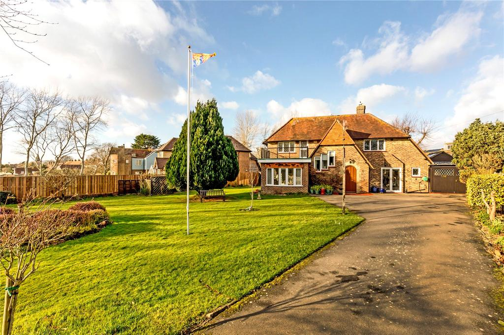3 Bedrooms Detached House for sale in Harbour Road, Bosham, Chichester, West Sussex