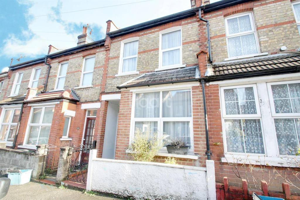 2 Bedrooms Terraced House for sale in Abbey Road, Croydon, CR0