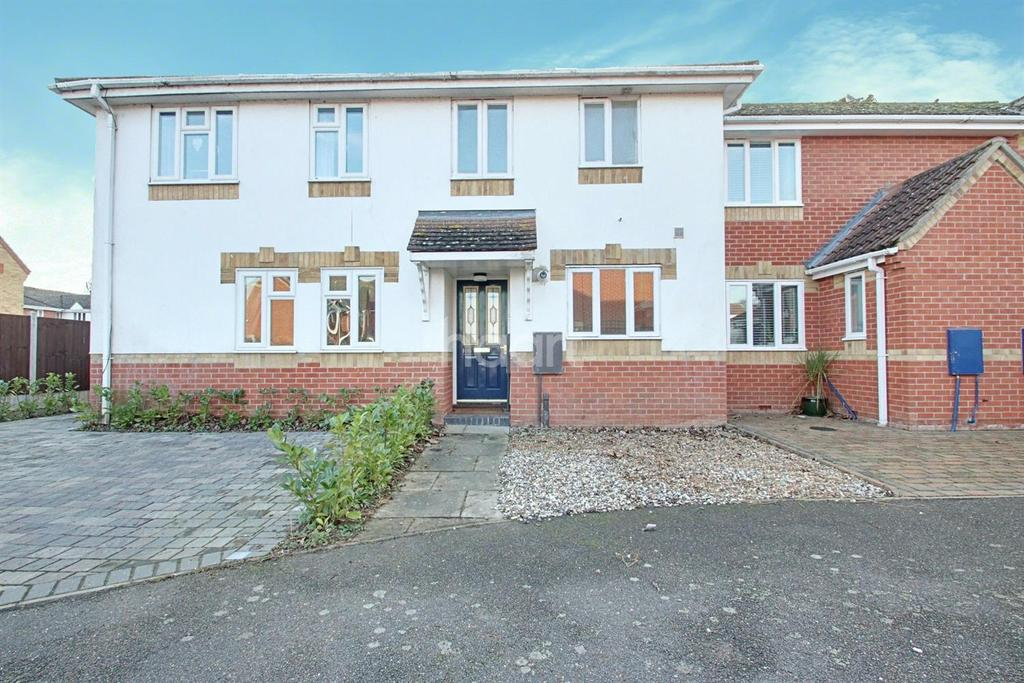 2 Bedrooms Terraced House for sale in Epping Way,Witham, CM8