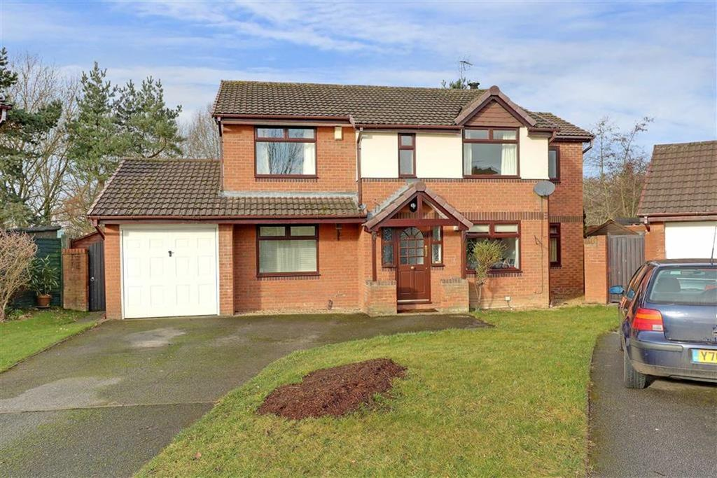 5 Bedrooms Detached House for sale in Sandringham Close, Winsford, Cheshire