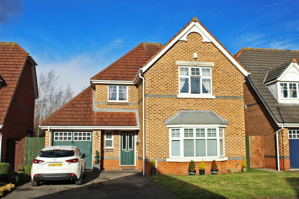 4 Bedrooms Detached House for sale in Westminster Oval, Norton, TS20