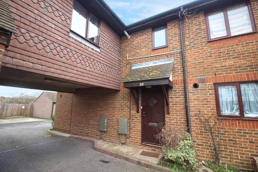 3 Bedrooms End Of Terrace House for sale in Morgan Drive Greenhithe DA9