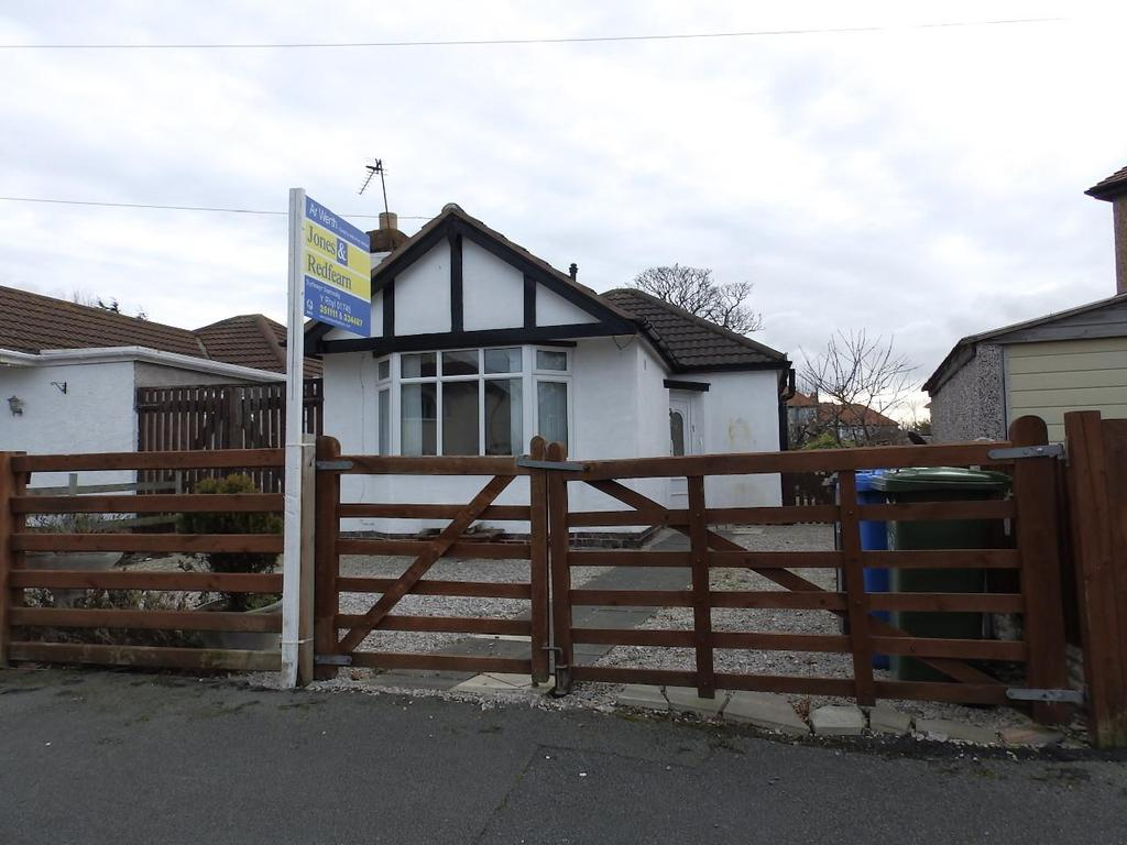 2 Bedrooms Detached Bungalow for sale in Handsworth Crescent, Rhyl