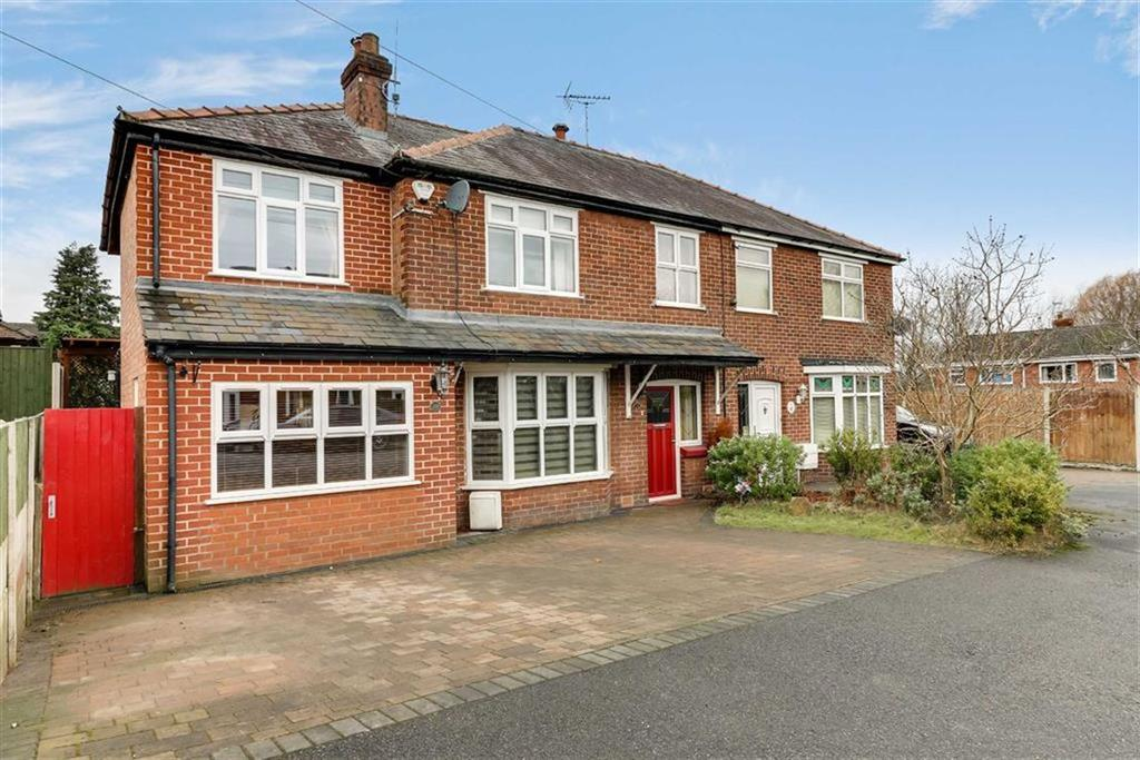 4 Bedrooms Semi Detached House for sale in Wells Avenue, Haslington