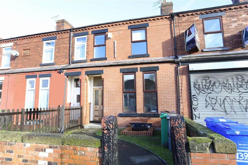 4 Bedrooms Terraced House for sale in Mauldeth Road, Ladybarn, Manchester