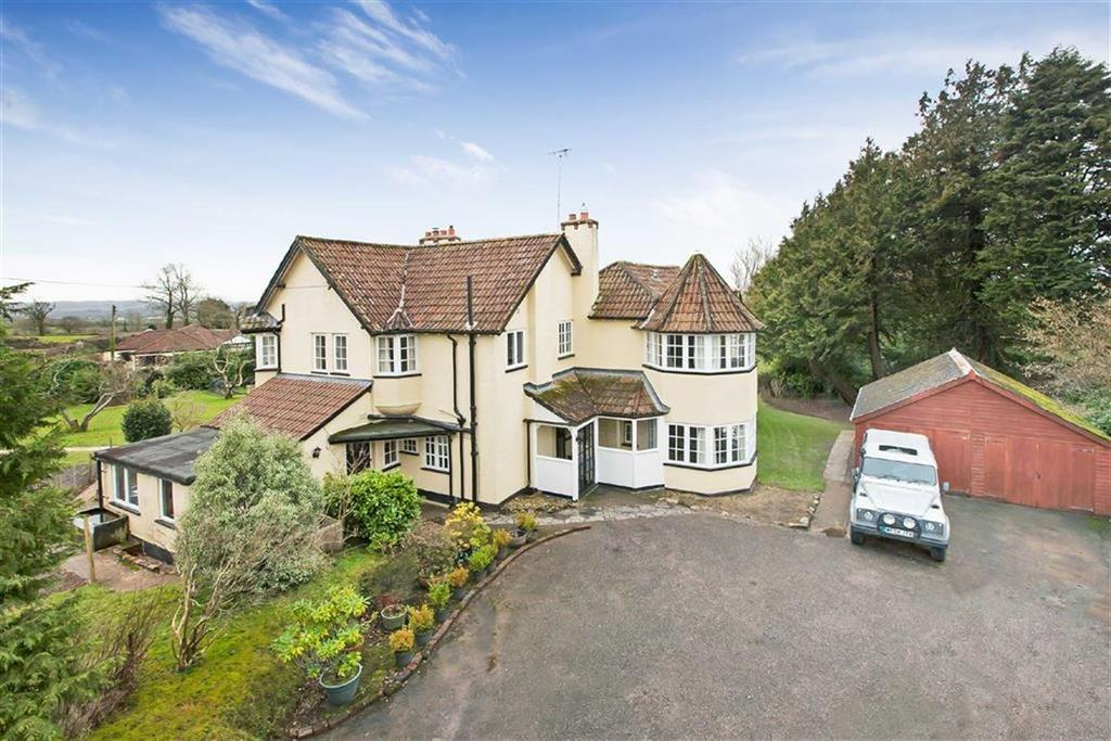 4 Bedrooms Detached House for sale in Broadhembury, Honiton, Devon, EX14