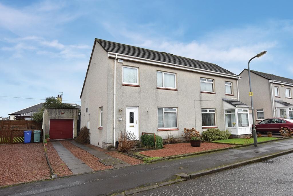 3 Bedrooms Semi-detached Villa House for sale in 27 Heathpark, Ayr, KA8 9EN