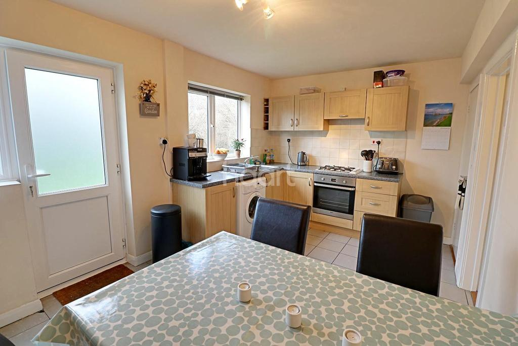 2 Bedrooms End Of Terrace House for sale in Coleby Avenue, Lenton