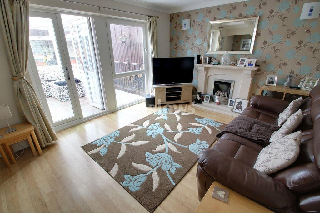 3 Bedrooms End Of Terrace House for sale in Farmleigh, Rumney, Cardiff