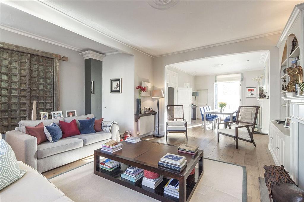 3 Bedrooms Maisonette Flat for sale in Talbot Road, Notting Hill, London, W2