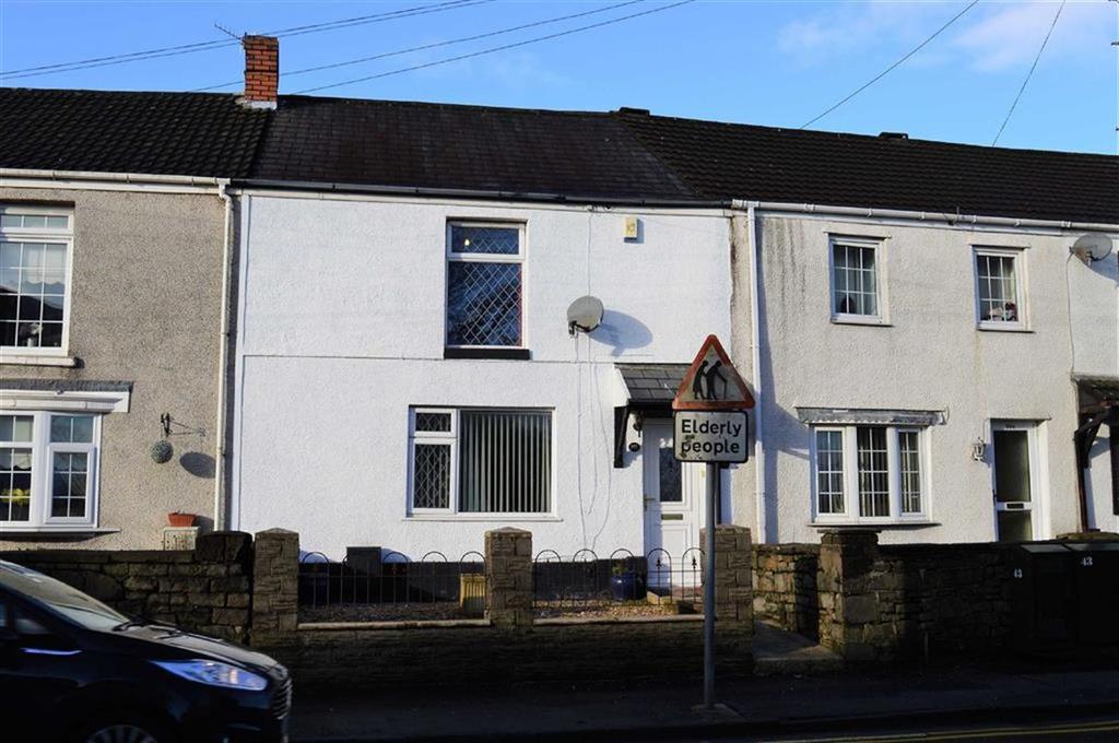 3 Bedrooms Terraced House for sale in Llangyfelach Road, Swansea, SA5