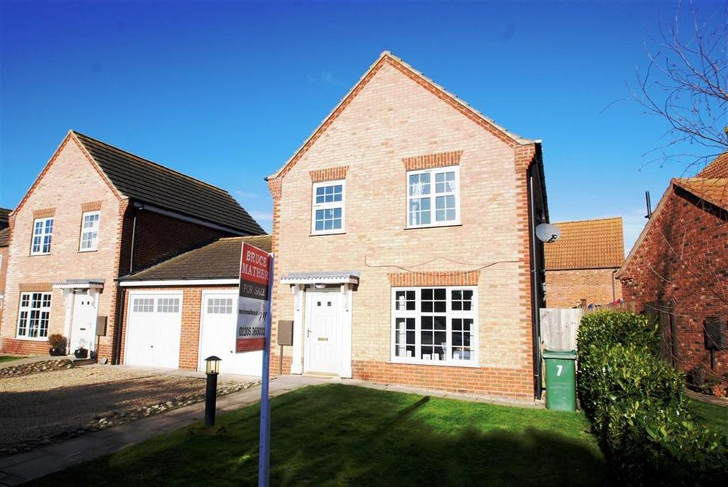3 Bedrooms Link Detached House for sale in The Golf Yard, Fishtoft, Boston