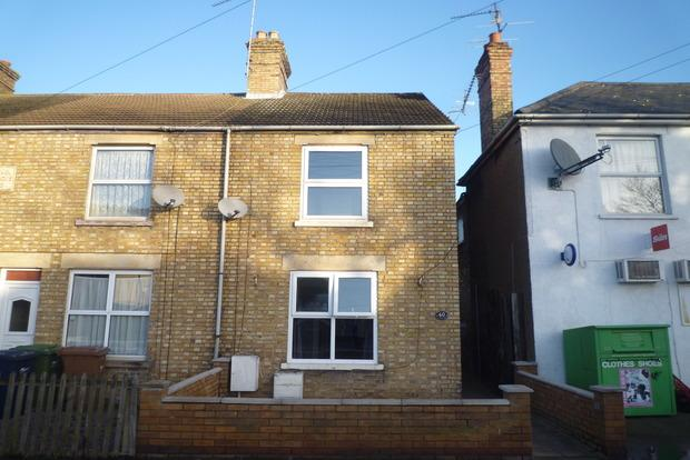 3 Bedrooms End Of Terrace House for sale in St. Peters Road, March, PE15