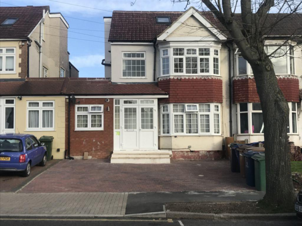 6 Bedrooms Semi Detached House for sale in Turner Road, Queensbury, HA8