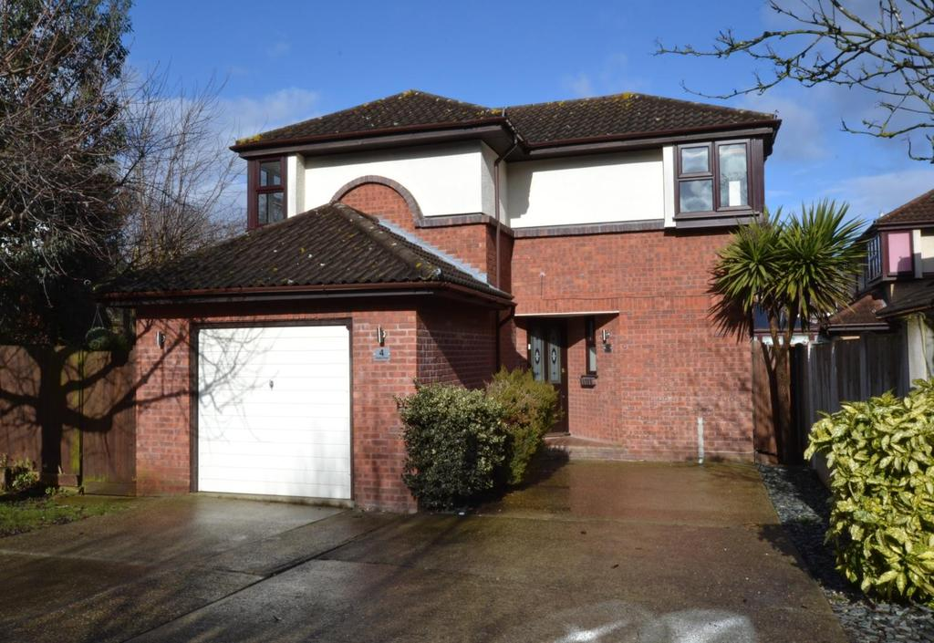 4 Bedrooms Detached House for sale in Chorley Close, Langdon Hills, Basildon, Essex, SS16