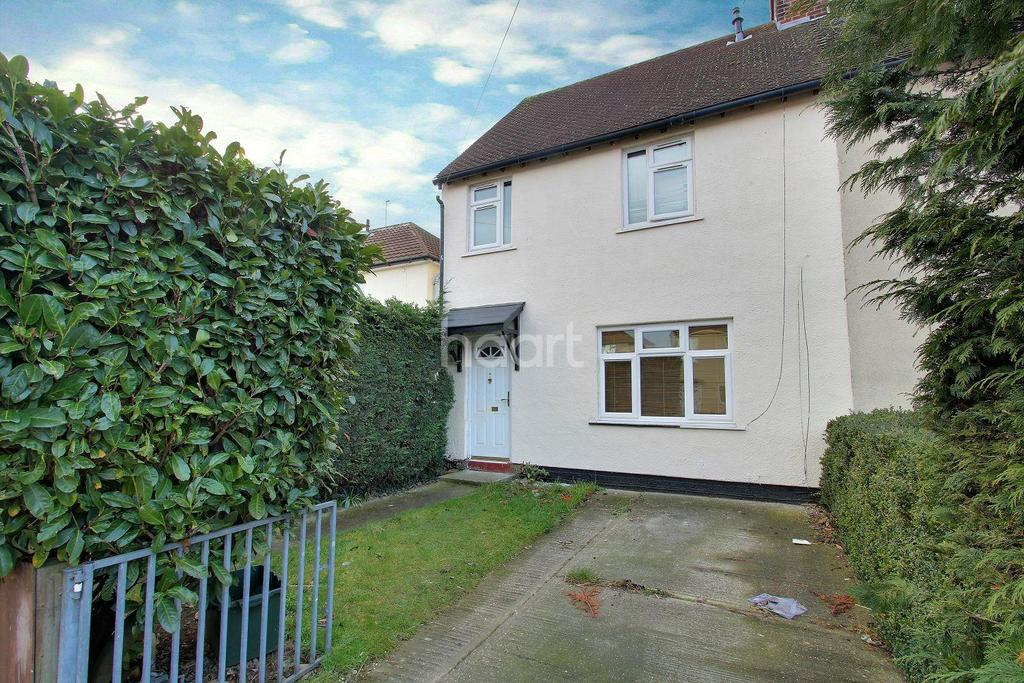 3 Bedrooms End Of Terrace House for sale in Collingwood Road, Colchester.