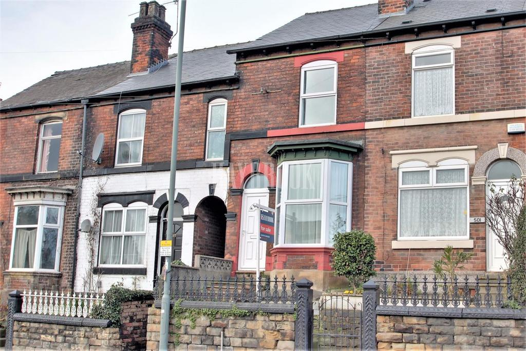 2 Bedrooms Terraced House for sale in Pitsmoor Road, Pitsmoor