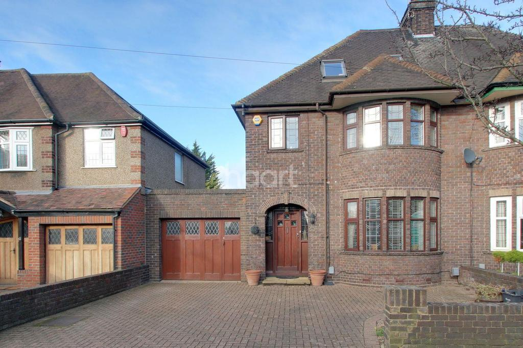5 Bedrooms Semi Detached House for sale in Westbury Gardens