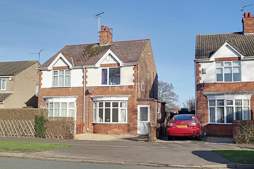 3 Bedrooms Semi Detached House for sale in Fulbridge Road, Walton, Peterborough