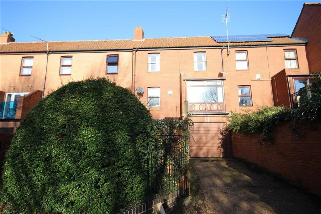 2 Bedrooms Town House for sale in Neustadt Court, Lincoln, Lincolnshire
