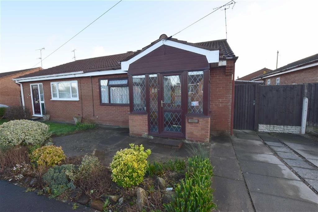 2 Bedrooms Semi Detached Bungalow for sale in Ashdale Park, CH49