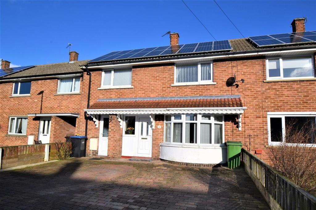 3 Bedrooms Terraced House for sale in Heath Road, Spennymoor