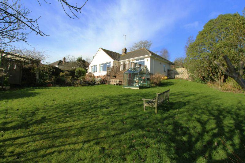 3 Bedrooms Detached Bungalow for sale in Sidford High Street, Sidford