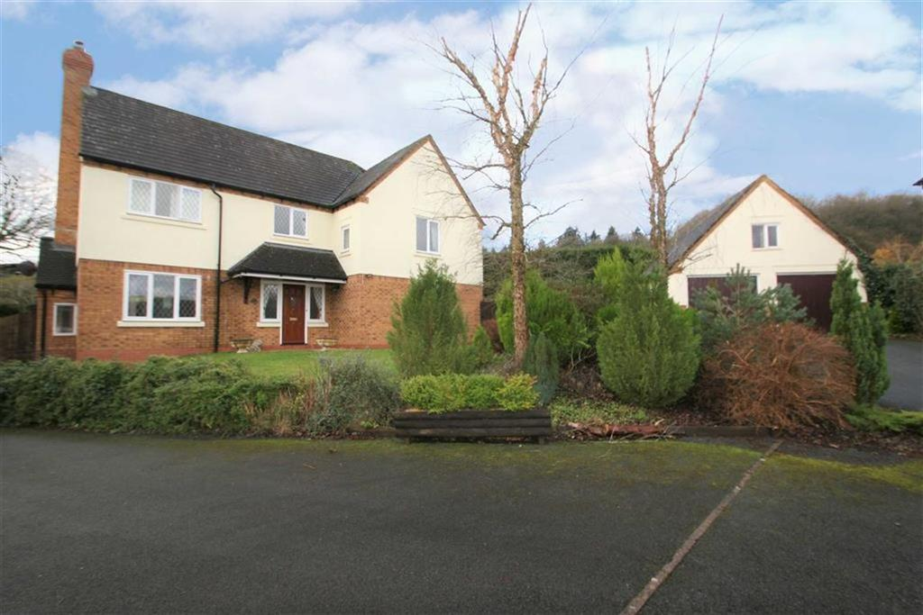 4 Bedrooms Detached House for sale in Offas Green, NORTON, Presteigne