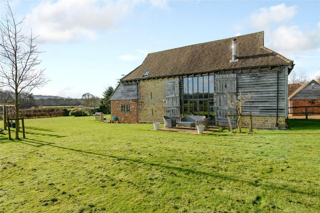 4 Bedrooms Equestrian Facility Character Property for sale in Vann Road, Fernhurst, Nr Haslemere, West Sussex, GU27
