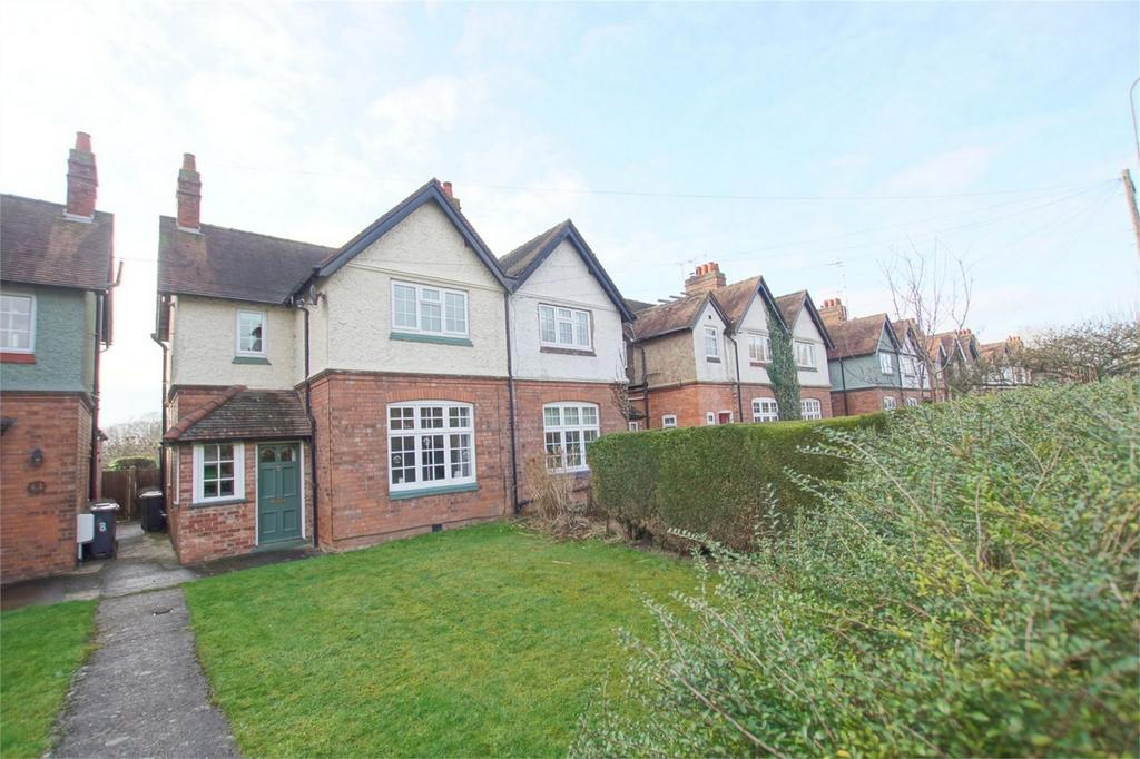 3 Bedrooms Semi Detached House for sale in Hatton Terrace, Hatton, Warwick