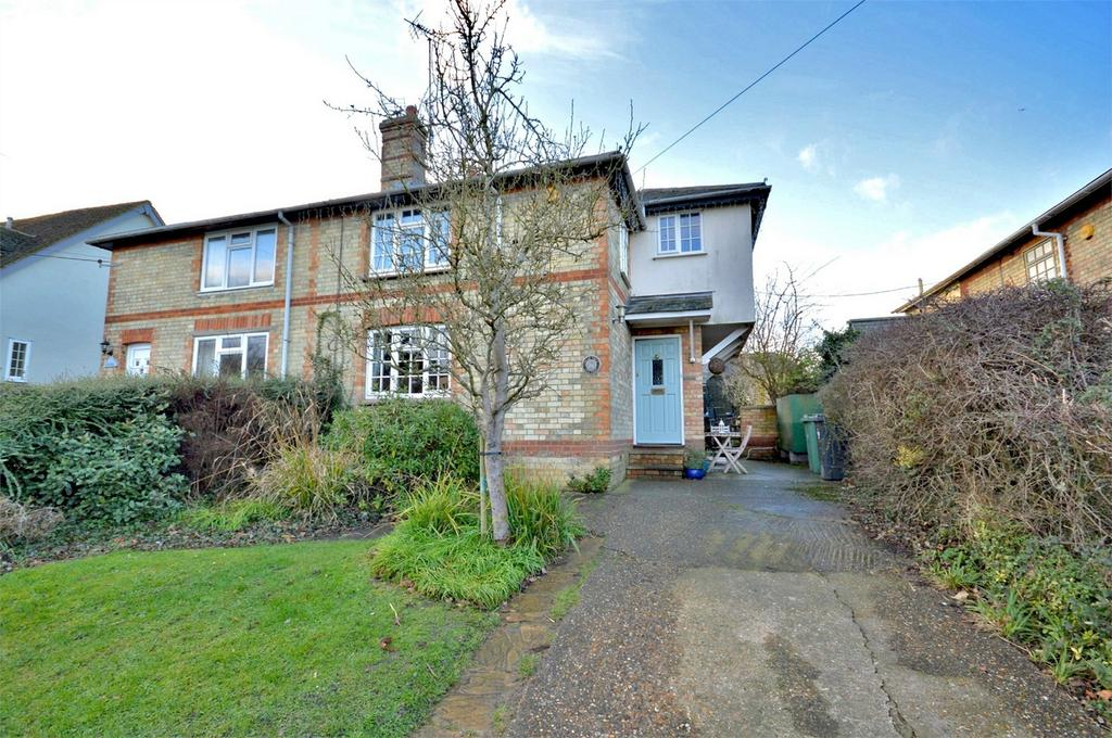 3 Bedrooms Cottage House for sale in Pear Tree Cottage, High Street, Widdington, Nr Saffron Walden