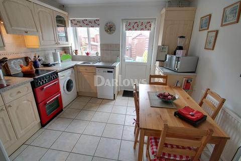 2 bedroom bungalow for sale - Pavaland Close, St Mellons. Cardiff