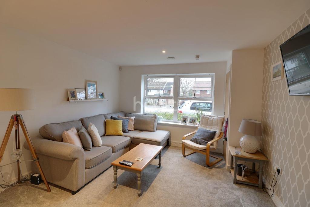 1 Bedroom Flat for sale in Fernbank Road, Ascot