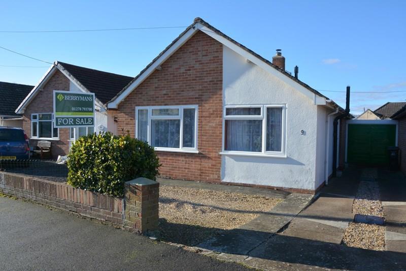 2 Bedrooms Detached Bungalow for sale in Plymor Road, West Huntspill