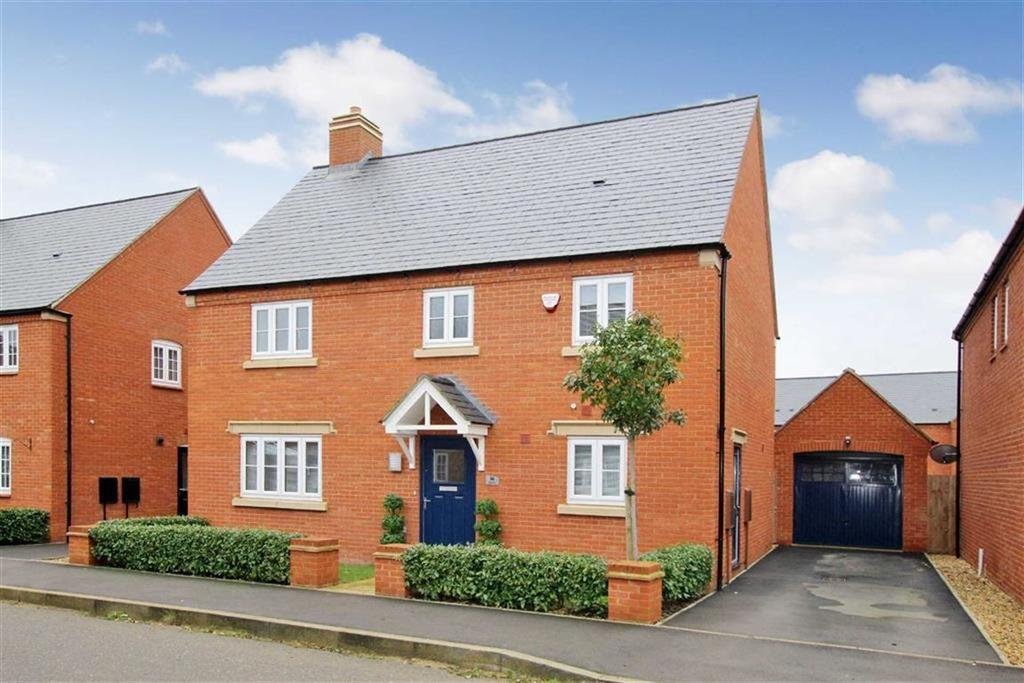 4 Bedrooms Detached House for sale in 14, Juliet Drive, Brackley